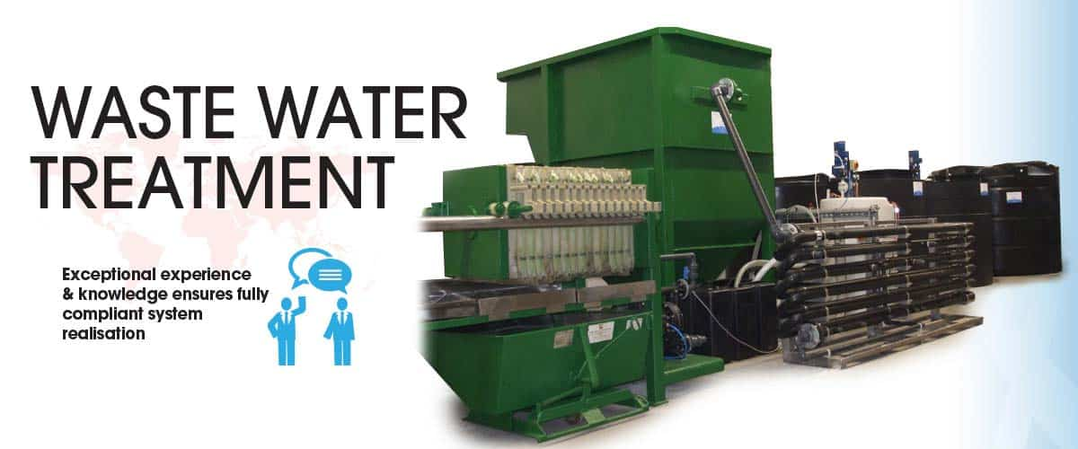 water water treatment