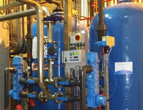Bespoke Industrial Water Softener