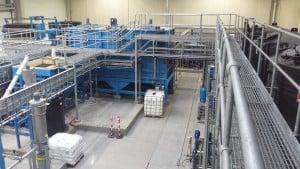 Aluminium Effluent Treatment System 4