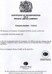CertificateofIncorporation