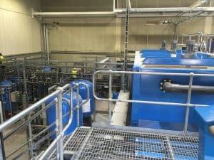 Aluminium Effluent Treatment Plant Installation