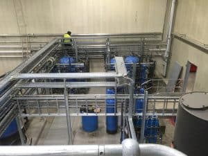 Aluminium Effluent Treatment Plant Installation