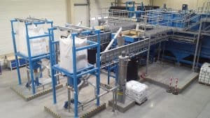 Aluminium Effluent Treatment System