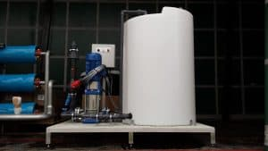 Small CIP System