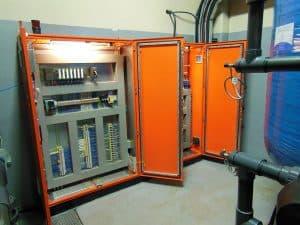 Control-Cabinet