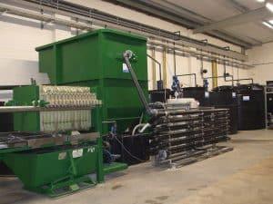 Cr Reduction Effluent Treatment Plant