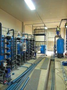 DI and Softener Installation