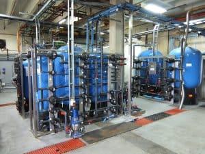 Demineraliser & Carbon Filters