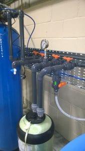 Exchange Cylinder Installation