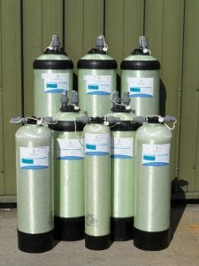Mixed Bed DI Cylinders