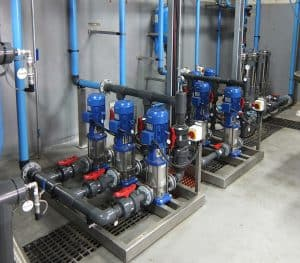Skid Mounted Vertical Multistage Pumps