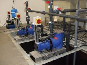 Sump Transfer Pumps
