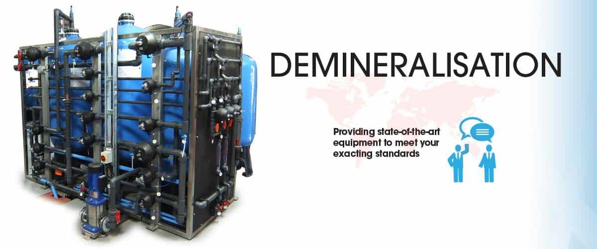 demineralisation