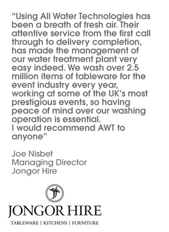 testimonials water treatment